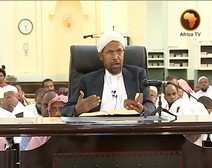 تفسير القرآن العظيم ( الدرس 0453 ) تفسير سورة يوسف ( 32 - 38 )