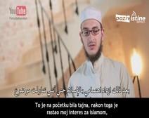 Sa Kur'anom sam spoznao istinu 2 - Abdurrahman iz Italije