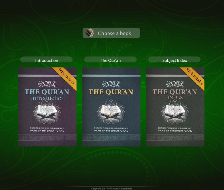 Sahih International Quran Translation ترجمة صحيح انترناشيونال المنتدى الإسلامي