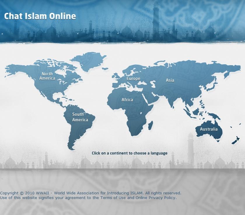 muslim chat room free