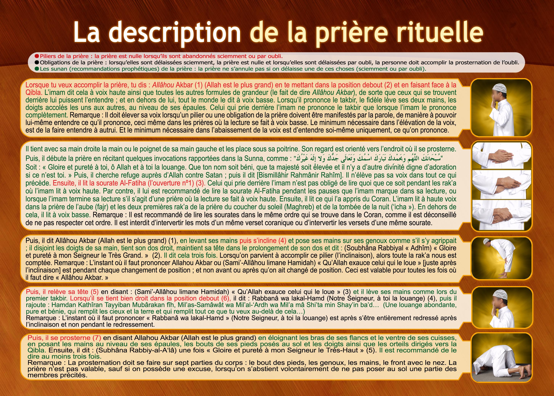 Populaire Les ablutions et la prière illustrées - Français - Plusieurs auteurs SL65