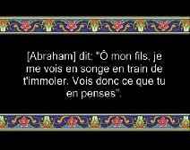 La vie d'Abraham dans le Coran - 2