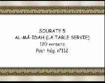 Le Coran en vidéos sous-titrées [005] La Table Servie : première partie (par Maher Al-Mouayqily)