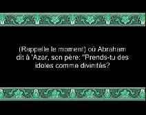 Le Coran en vidéos sous-titrées [006] Les Bestiaux : troisième partie (par Abderrahman Ibn Abdelaziz As-Soudayss)