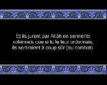 Le Coran en vidéos sous-titrées [024] La Lumière : troisième partie (par Cheikh Abou Bakr Chatery)