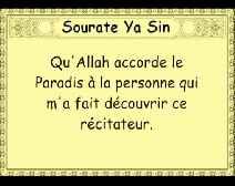Le Coran en vidéos sous-titrées [036] Ya-Sine : en entier (par Mouhammed Al-Louhaydane)