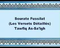 Le Coran en vidéos sous-titrées [041] Les Versets détaillés : (par Tawfiq As-Sa'igh)
