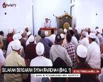 Sejarah Berdarah Syi'ah Rafidhah - 1