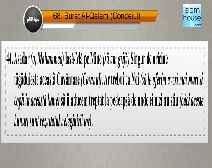 Traducerea sensurilor Surei Al-Qalam în limba română, însoţită de recitarea lui Ali bin Abd Ar-Rahman Al-Hudhaifi