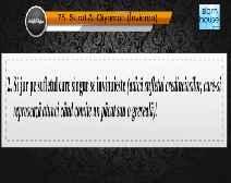 Traducerea sensurilor Surei Al-Qiyamah în limba română, însoţită de recitarea lui Mishary bin Rashid Al-Afasi