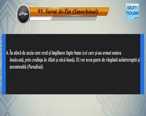 Traducerea sensurilor Surei At-Tin în limba română, însoţită de recitarea lui Ahmad Neana