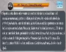 Traducerea sensurilor Surei At-Talaq în limba română, însoţită de recitarea lui Mishary bin Rashid Al-Afasi