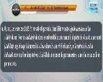 Traducerea sensurilor Surei At-Tahriim în limba română, însoţită de recitarea lui Mishary bin Rashid Al-Afasi