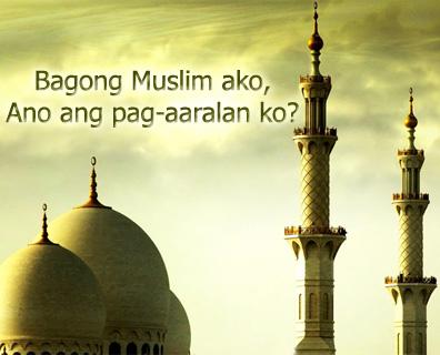 Bagong Muslim ako, Ano ang pag-aaralan ko?