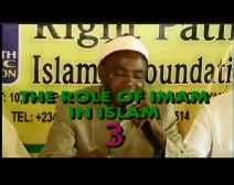 Ojuse Imam ninu Islam - 3
